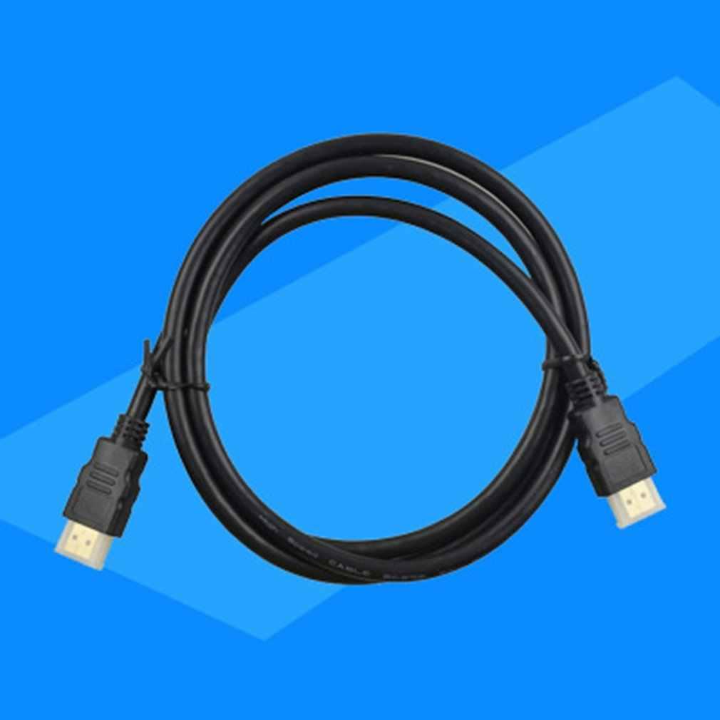HDMI kabel HDMI zu HDMI V1.3b männlichen zu männlichen Kabel HD 1080p Hohe qualität 1M 1,5 M für HDTV LCD DVD Home Theater projektor