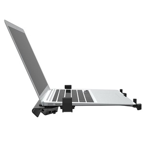 "Image 4 - Lade Monitor Arm Houder Lade Partner Met DLB502D Fit Voor 10 "" 17"" Laptop Vesa Gat Moet Ondersteuning 75*75Mm"