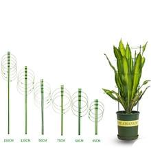 1 セット高品質つるクライミングラック 45 センチメートル円錐野菜植物トレリス植物サポート花の装飾園芸ツール