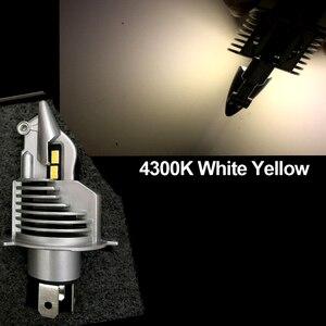 Image 5 - YOTONLIGHT Super H4 Led Headlight 70W 15000lm H4 Led Bulb Lamp HB2 9003 Lights For Car Auto Motorcycle 4300K 6000K 12v