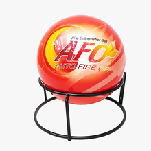 Fire-Extinguisher Automatic Emergency with Holders Handheld Fire-Ball Dry-Powder Car