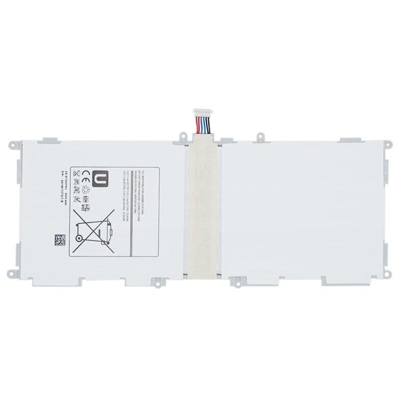 Original Battery For Galaxy Tab4 Tab 4 SM-T530 T533 T535 T531 T537 Genuine EB-BT530FBU EB-BT530FBC 6800mAh