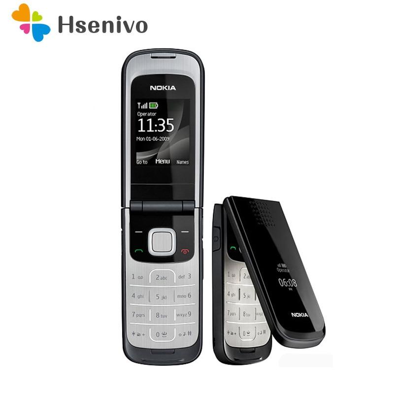 Nokia 2720 Original Nokia 2720 Fold Unlocked Cellphone Free Shipping Mobile Phones