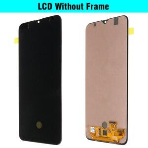 "Image 3 - Original 6.4 ""AMOLED สำหรับ Samsung Galaxy A30s A307F A307 A307FN หน้าจอ LCD เปลี่ยน Digitizer ASSEMBLY + แพคเกจบริการ"