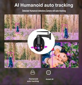 Image 5 - N_eye 4mp 5X оптическая зум камера 1080P HD скоростная купольная камера Wifi наружная охранная CCTV камера IP камера cctv Водонепроницаемая камера
