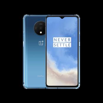 Перейти на Алиэкспресс и купить В наличии OnePlus 7T 8GB 256GB 128GB Смартфон Snapdragon 855 плюс Octa Core 90 Гц активно-матричные осид, Экран 48MP тройные камеры UFS 3,0 nfc