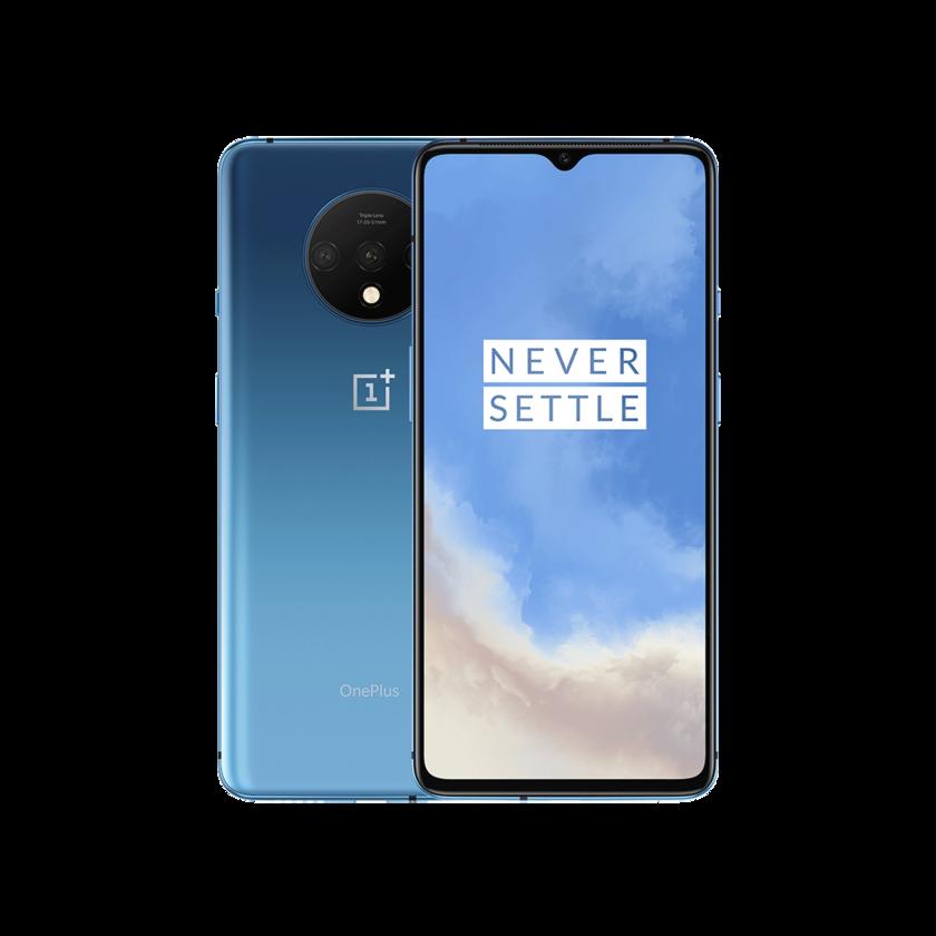 En Stock OnePlus 7T 8GB 256GB 128GB Smartphone Snapdragon 855 Plus Octa Core 90Hz Pantalla AMOLED 48MP Triple cámaras UFS 3,0 NFC XGODY mateX 3G Smartphone 6