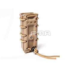 PickUp FMA Tactical Magazine Pouch Rifle Mag Carrier Holder For 9mm MOLLE Fastmag Aifsoft Tactical Mag Pouch 1218 discount