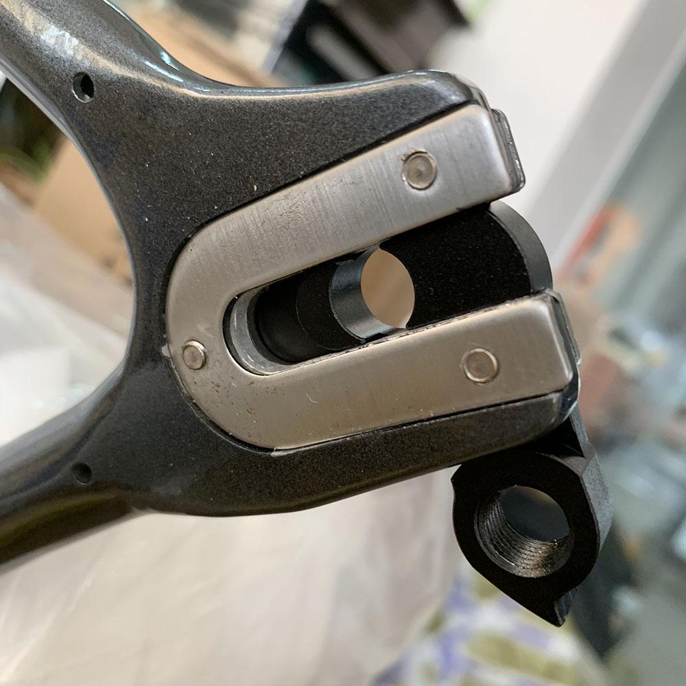 For Shimano SRAM rear gear mech derailleur hanger converter adaptor drop out SS