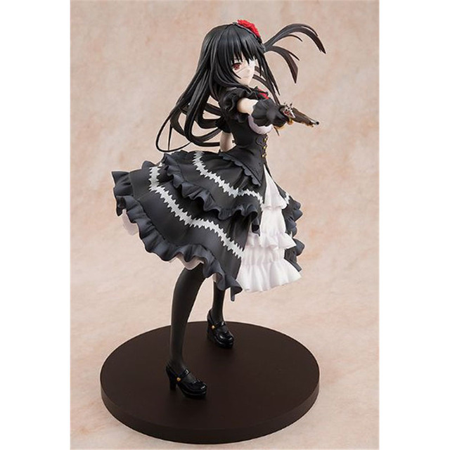 23cm Japanese anime figure DATE A LIVE 30th anniversay Tokisaki Kurumi action figure Nightmare collectible model toys for boys 3