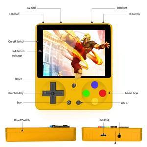 Image 3 - Mini Portatile Retro Palmare Gameboy 333 Giochi 8 Bit Bambini Nostalgico Lettori Video Console di Gioco Del Ragazzo per Il Bambino Nostalgico
