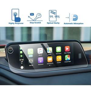 LFOTPP для M-azda 3/CX-30 подключения b0n7 автомобильная навигация с закаленным стеклом Защитная пленка для экрана авто внутренняя Защитная Наклейка