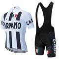 2020 новая команда CARPANO Велоспорт Джерси 20D велосипедные шорты набор Ropa Ciclismo Мужская MTB летняя профессиональная велосипедная Майо нижняя одеж...