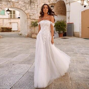 Robe de Mariage Bohème Romantique Nina