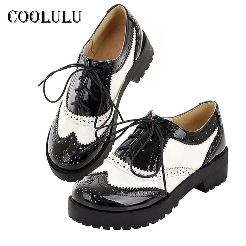 Ladies Brogues Shoes in