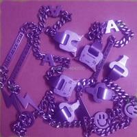 ALYX Hero chain necklace ALYX STUDIO LOGO Metal Chain necklace Bracelet belts Men Women Hip Hop Outdoor Street Accessories