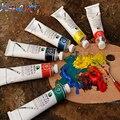 Профессиональные масляные краски всех цветов по 50 мл  масляные пигменты для рисования  художественные принадлежности AOA011