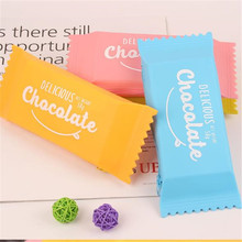 1 pcs Creative Candy Style Multi-function Silicone Waterproof Large Capacity Pencil Case School Office Stationery New A