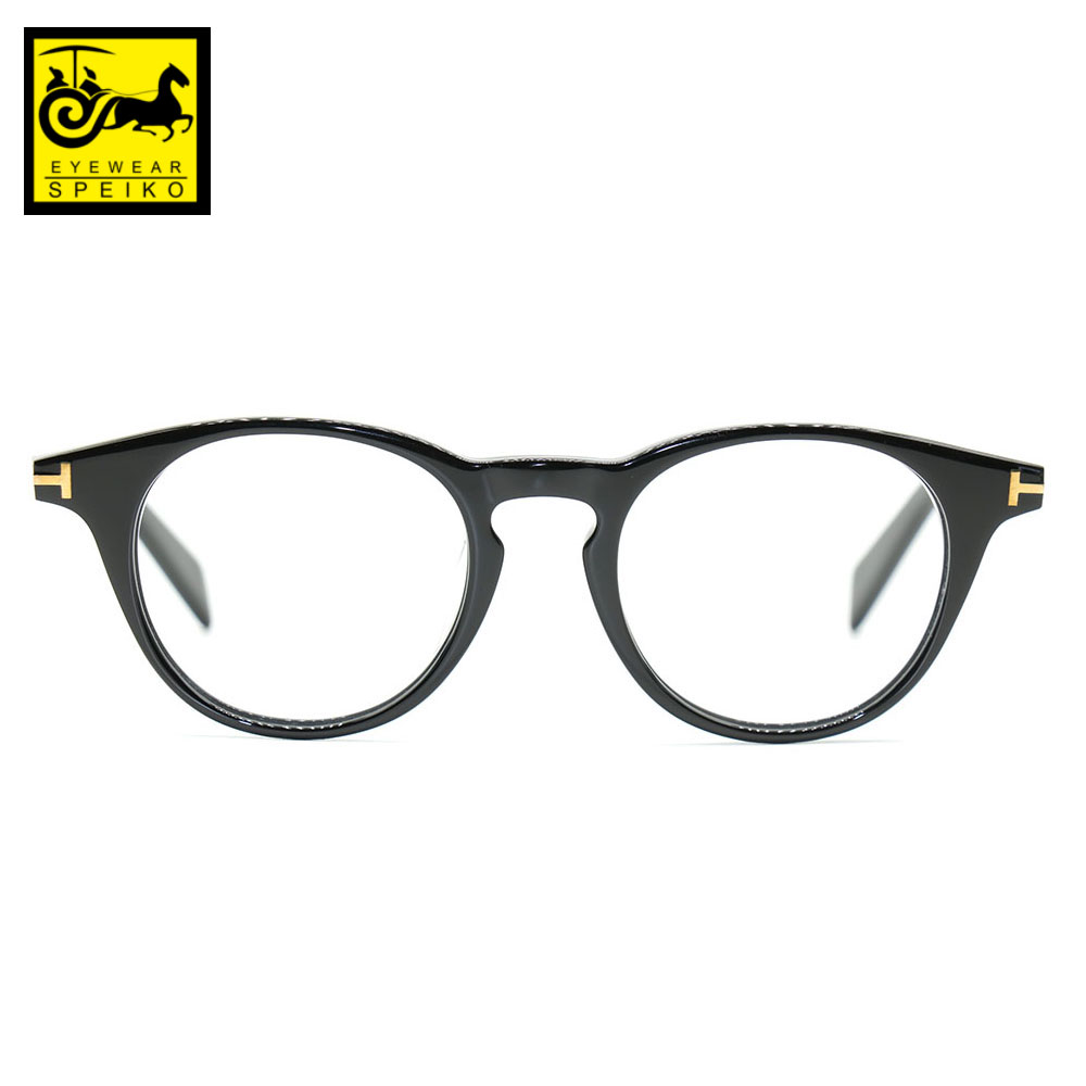 Speike New Fashion Acetate Glasses 6123 Vintage Round Style Frames For Men And  Women Can Be Myopia Reading Glasses