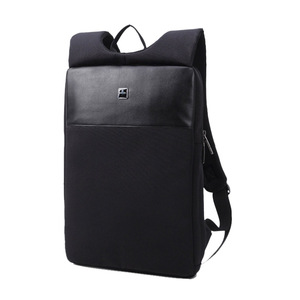 Nowe jasno i cienkie plecak na komputer czarny męska biznes plecak mężczyzna mini laptop plecak wodoodporna 14 /15 cal torba na komputer