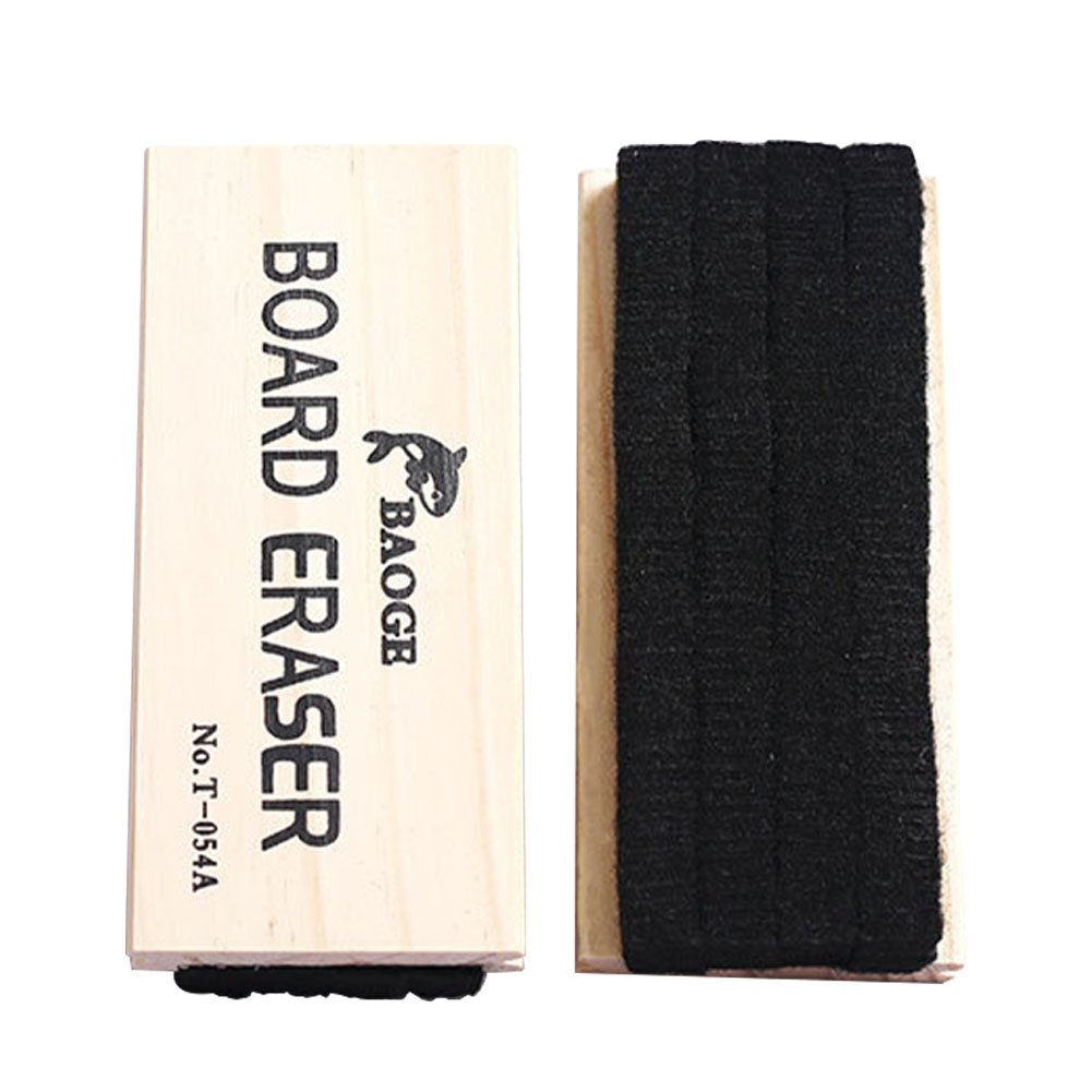 Whiteboard Eraser Wool Felt Easy Apply Whiteboard Eraser Chalkboard Duster School Supplies #325