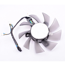 Cooling-Fan Sapphire FD8015H12S Amd-Graphics 4-Lines 12V 75mm 39mm Mounting-Hole Fritsd
