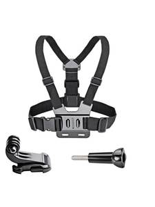GoPro Accessories Adjustable Chest Mount Harness Chest Strap Belt for GoPro HD Hero 8