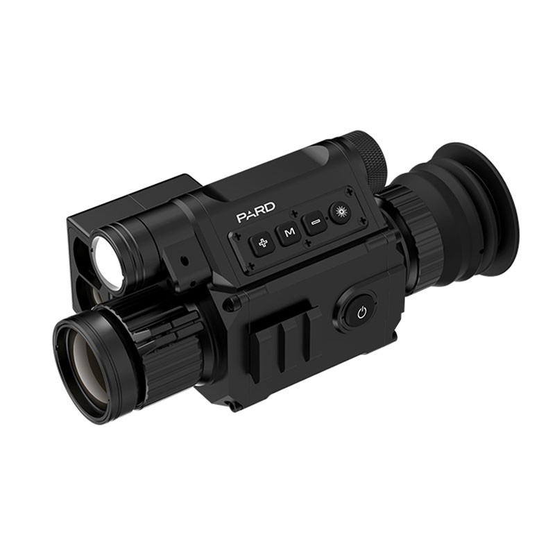 HD Hunting Digital Night Vision Scope NV008LRF 6.5-12x 200m Infrared Day And Night Vision Riflescope With Rangefinder