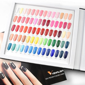 Image 4 - 120pcs*12ml VENALISA Gel Varnish Whole Set Nail Salon Used Gel Polish Kits Luxury Color Palette Shining Glitter Starry Soak Off