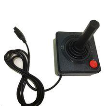Ruitroliker Retro Cổ Điển Joystick Điều Khiển Tay Cầm Chơi Game Cho Máy Atari 2600 Tay Cầm Hệ Thống Đen
