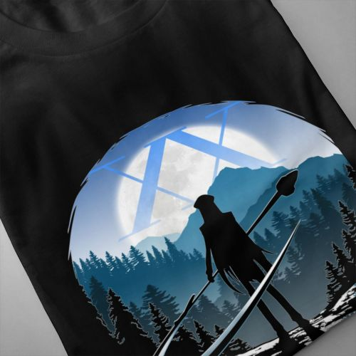Hunter X Hunter t shirt New Arrival Fashion Men Novelty 3D Print For Male O neck T Shirt in T Shirts from Men 39 s Clothing