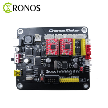 цена на GRBL 0.9 or 1.1 Controller Control Board 3Axis Stepper Motor With Offline Double Y Axis USB Driver Board For CNC Laser Engraver