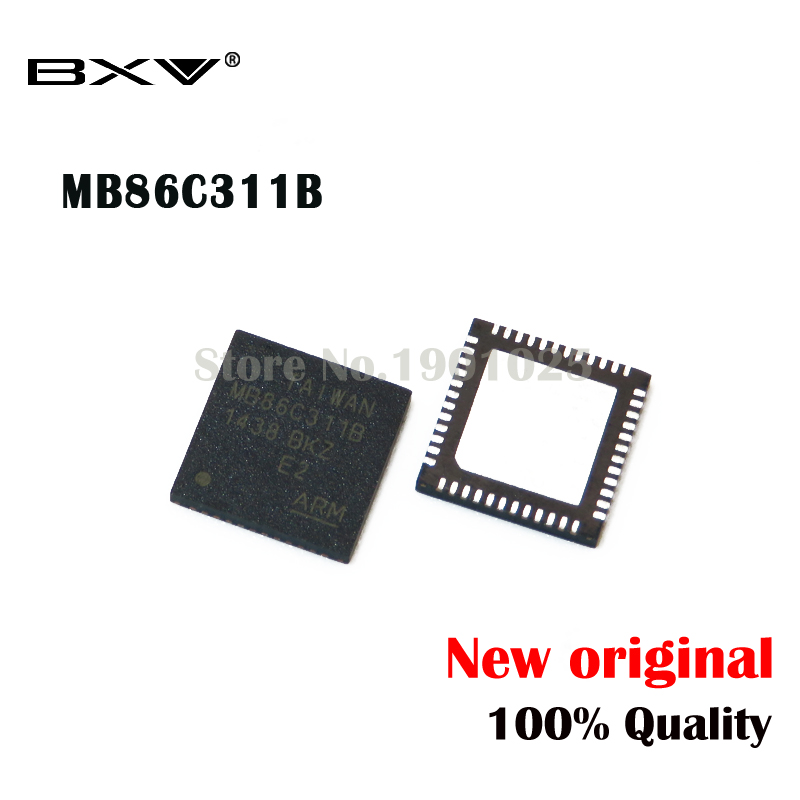 2pcs MB86C311B 86C311B 86C311 QFN-48 New Original