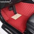 kokololee Custom Car Floor Mats for Porsche Cayman Macan panamera Cayenne Boxster 718 911 car accessories styling foot mats|Floor Mats|Automobiles & Motorcycles -