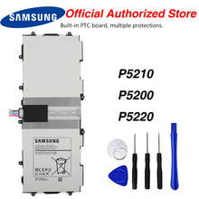 Original Samsung T4500E Tablet Battery For Samsung GALAXY Tab3 P5210 P5200 P5220 6800mAh tempered glass for samsung galaxy tab 3 10 1 tab3 p5200 p5220 p5210 sm p5200 gt p5200 gt p5220 tablet screen protector film