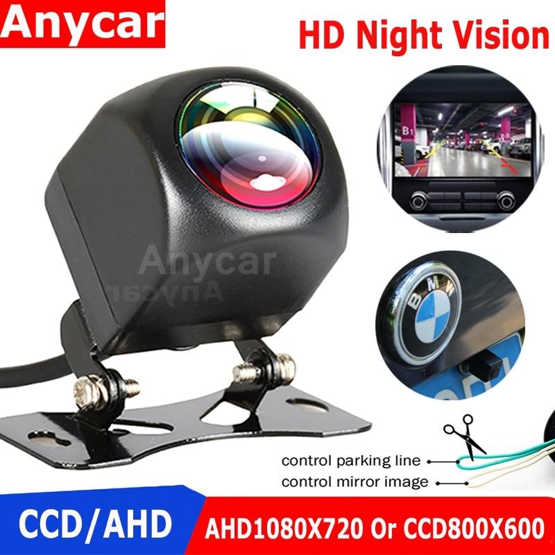 Tylna kamera samochodowa HD kamera cofania kąt 140 stopni Night Vision kamera parkowania wodoodporny pojazd kamera tylna kamera samochodowa