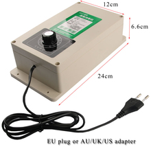 מכונת מחולל אוזון 2000 mg/h עם 60 דקות טיימר עבור פירות ירקות בשר מזון מים אוויר מעקר מטהר טיפול