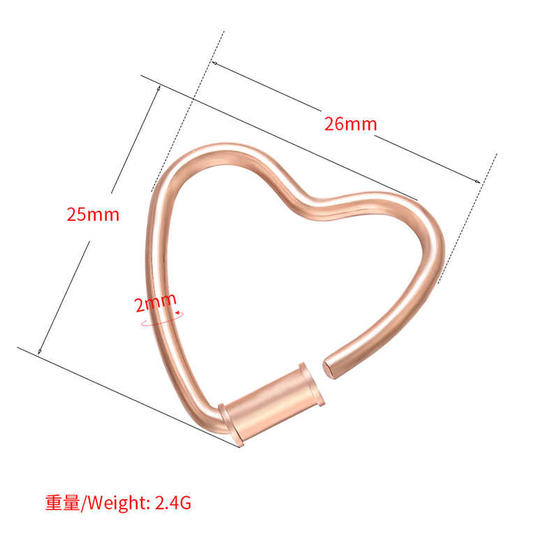 ZHUKOU 25x26mm פליז לב קסמי זהב/כסף צבע קטן תליון להכנת תכשיטי DIY צמיד שרשרת מחבר דגם: VD690