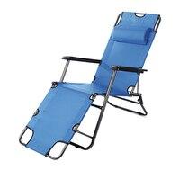 Cama dobrável dobrável sofá cama de solteiro siesta cama de escritório siesta cama acampamento simples siesta cama designer cadeira