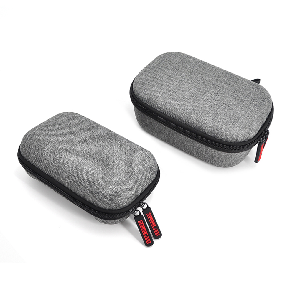 Жесткий двойной молнии сумка для дрона Ткань Оксфорд чехол для переноски защитный пульт дистанционного управления пакет хранения путешествия портативный для DJI Mavic Mini