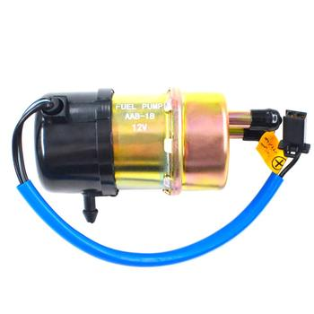 Motorcycle Engine Assy Fuel Gas Pump For Suzuki Boulevard S50 Cavalcade 1400 GV1400GT GSX1100G 1400 VS1400GLP 700 VS700GLEF GLE image