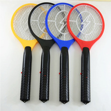 Insect-Fly-Swatter Bug Zapper Racket Killer Mosquitos Electric for Bedroom Outdoor 1pcs