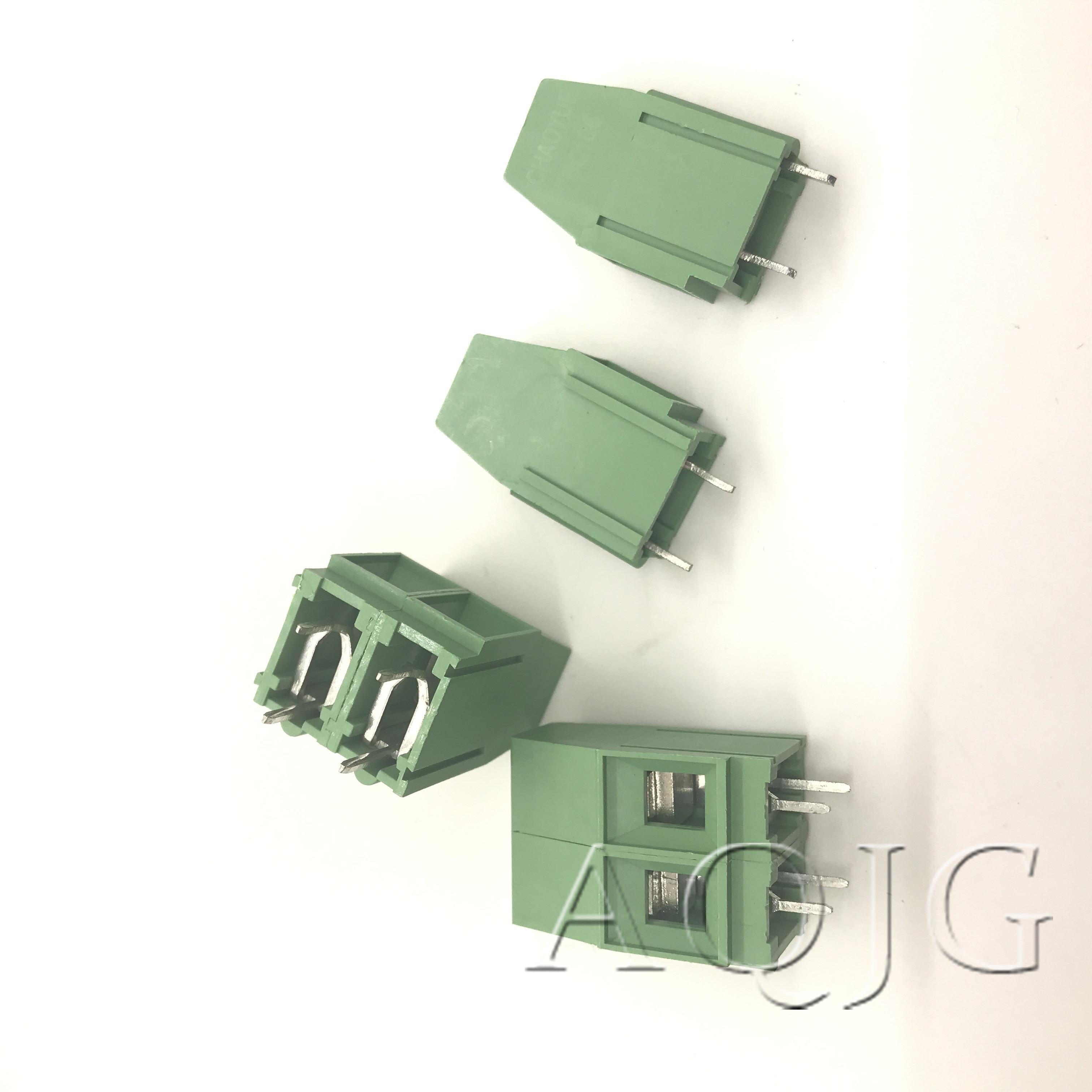 milimetros afastamento terminal conectores pcb terminal pin 3p 300v 25a 02