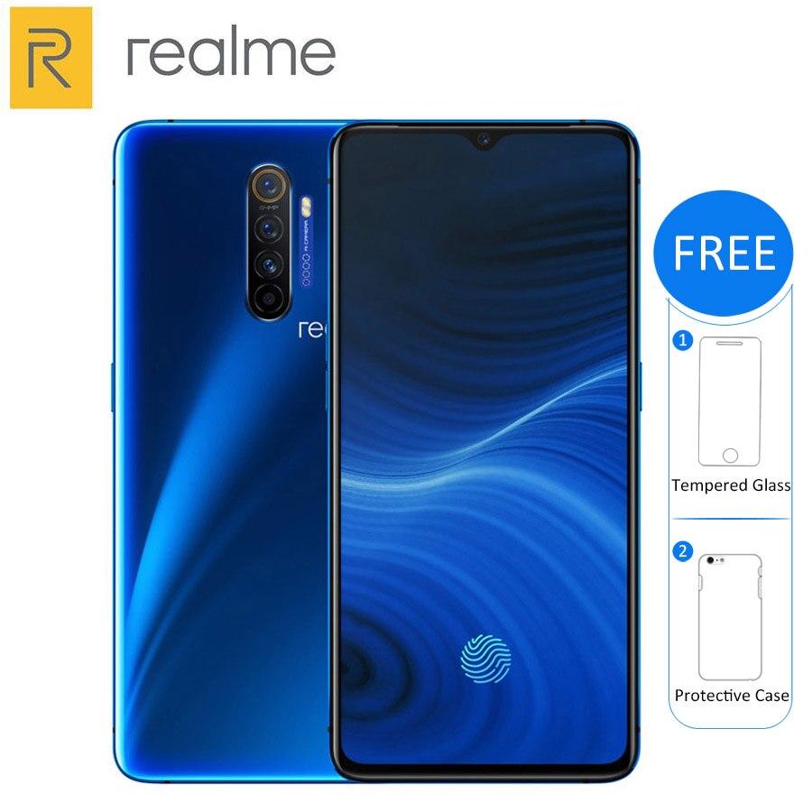 Brand NEW Realme X2 PRO Mobile Phone 64MP Quad Camera 8GB 128GB 6.5
