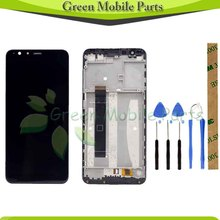 100% Tested LCD  For Asus Zenfone Max Plus M1 ZB570TL X018D X018DC LCD Display With Touch Screen  Assembly For ZB570TL LCD for asus s400 touch lcd assembly b140xw03 14 0 lcd assembly fully tested free shiping