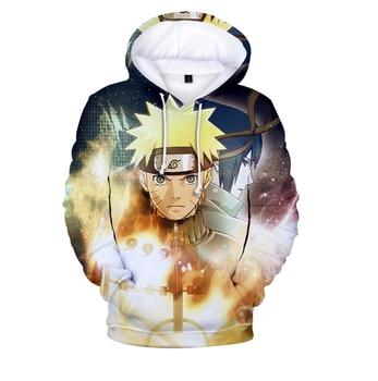 Naruto 3D Printed Hoodies Women/Men 2018 Hot Sale Long Sleeve Casual Hooded Sweatshirts Anime Fashion Streetwear Clothes Custom anime bleach 3d printed hoodies women men long sleeve casual hooded sweatshirts hip hop streetwear hoodie fashion jumpers gifts