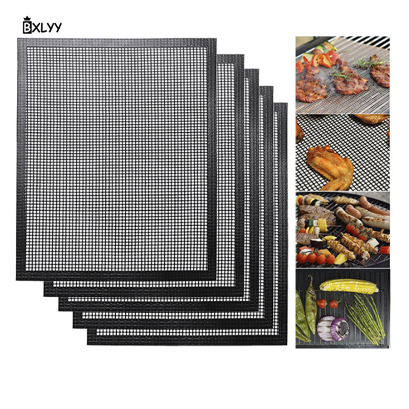 Kitchen PTFE Barbecue Net Baking Tray Mat Kitchen Accessories Gadget Form For Cooking Bakeware Kitchen Tools Bakeware Cuisine.7z