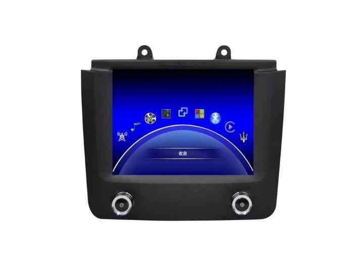 2G Ram8.4 дюймов Android 7,1 автомобильный аудио для MASERATI GRAN TURISMO 2007-2012 стерео видео gps Navi мультимедиа 4G монитор