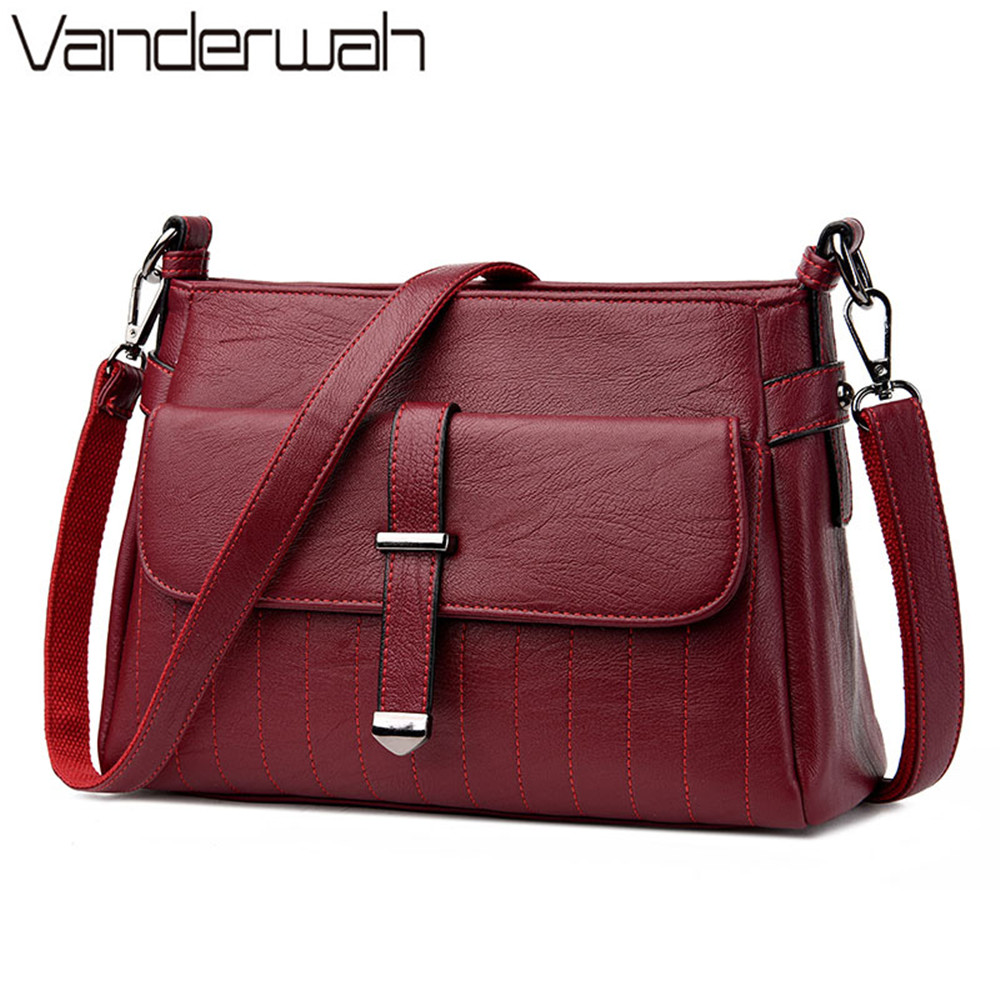 NEW Single Arrow Luxury Handbags Women Leather Handbags Bags Designer Crossbody Bags Ladies Casual Bag For Women Bolso Muje Sac