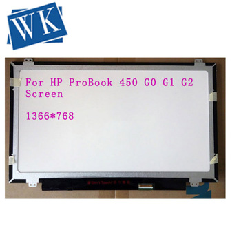 """A+ 15.6"""" Laptop Slim LED LCD Replacement Screen For HP ProBook 450 G0 G1 G2 LED 40pins"""